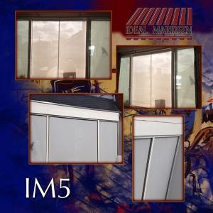 ideal markisen vertikal markise. Black Bedroom Furniture Sets. Home Design Ideas
